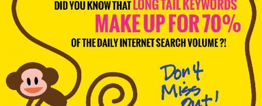 CONVERT BETTER WITH LONG TAIL KEYWORDS