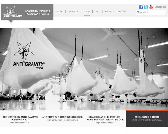 AntiGravity Fitness Online Store