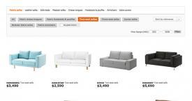 FILTERING AND CONVERGION: MAXIMIZE E-COMMERCE DESIGN & USABILITY