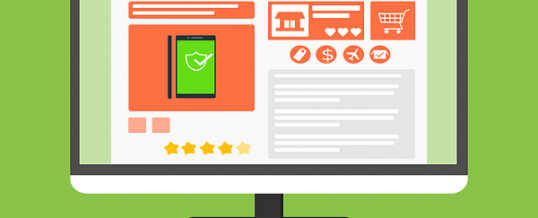 5 Best Practices for Creating an E-Commerce Homepage Design
