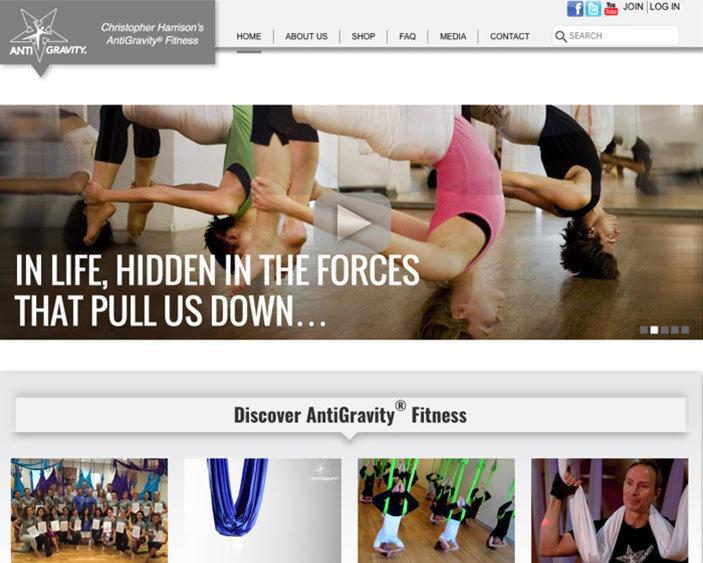 AntiGravity Fitness