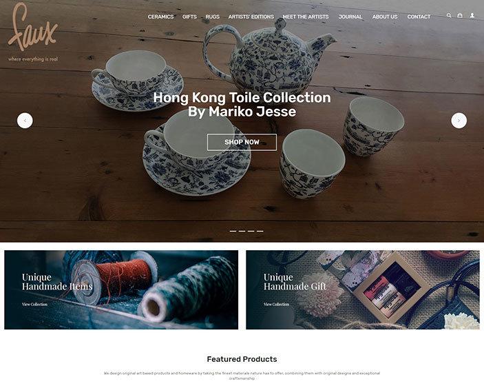 Faux - Artists Designed Homeware