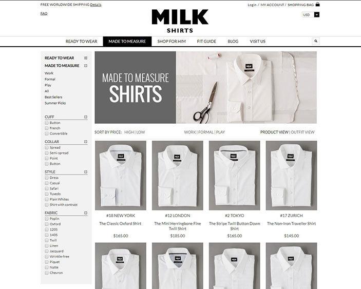 Milkshirts